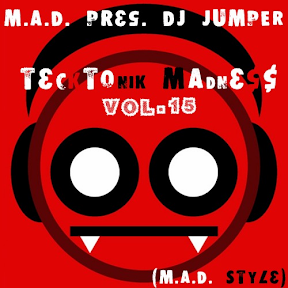 DJ Jumper Tecktonik MadneSS Vol.15 Label