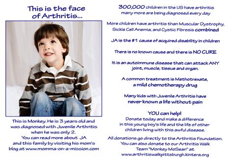 donation flyerBLOG