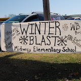 WBFJ - Winter Blast - Midway Elementary School - Midway -  11-12-11