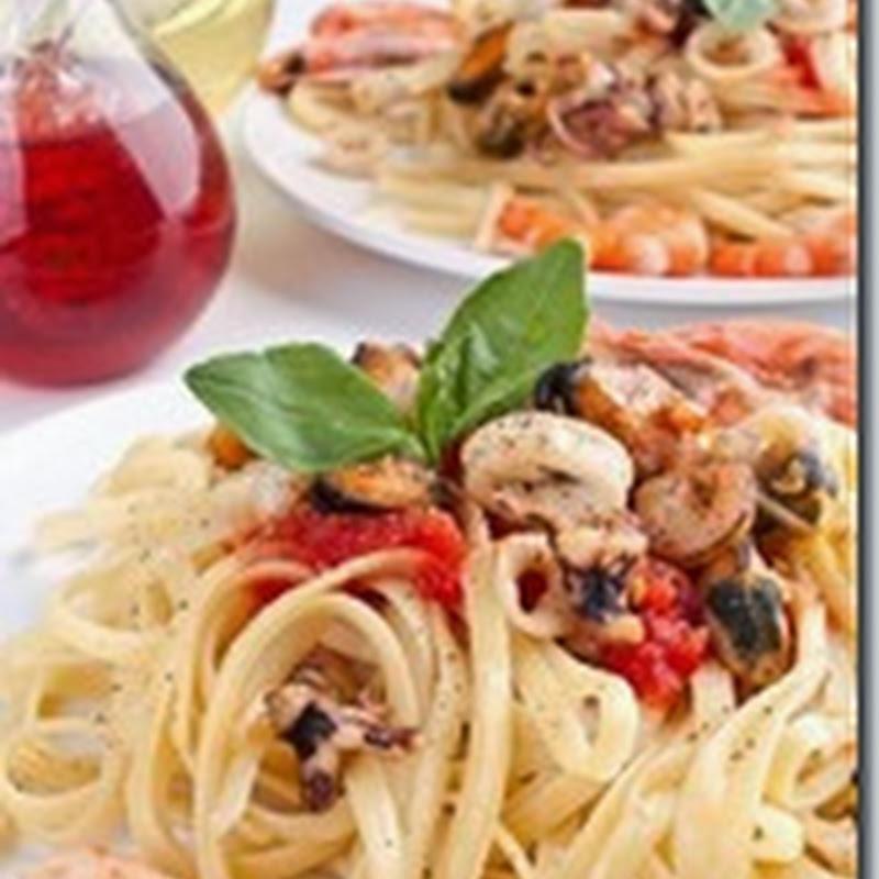 Resep Masakan Spaghetti Saus Variasi