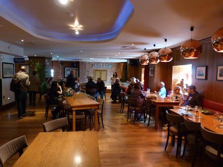 Imagini Dublin: camera de degustare Jameson