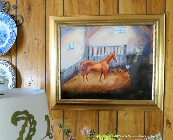 Marjorie H. Francis Zaman Horse