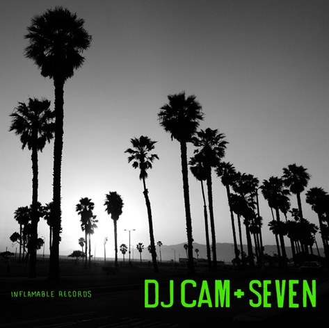 Music Review DJ Cam Seven