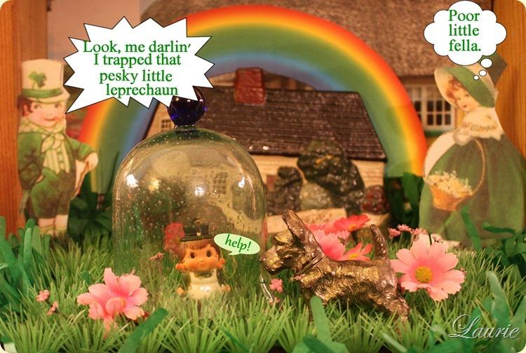 trapped leprechaun