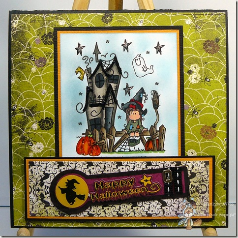 Scene It Halloween Witch