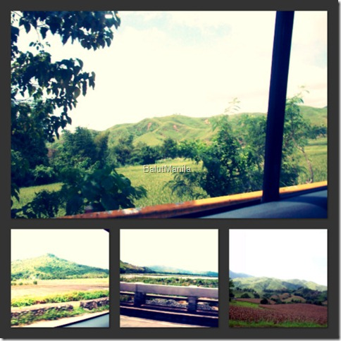 the breathtaking views