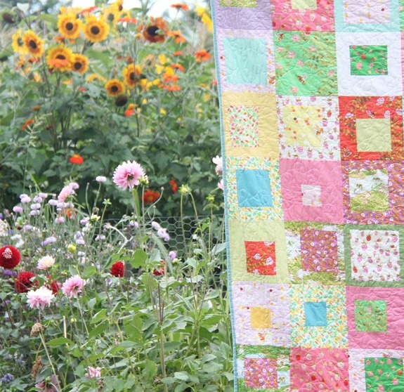 Quilt by Cluck Cluck Sew