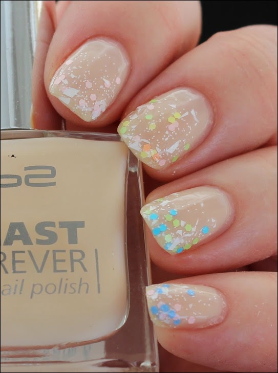 P2 Just dream like spring's fav nail top coat 01