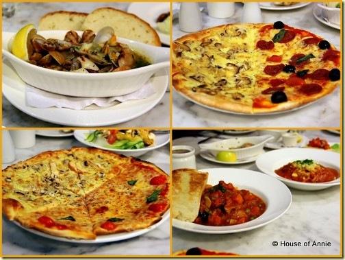 Pizzeria Uno, TTDI, PJ