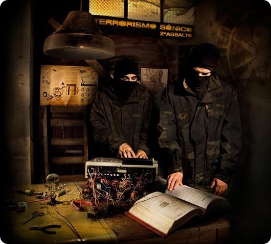 Terrorismo Sónico - 2º Assalto (2011)