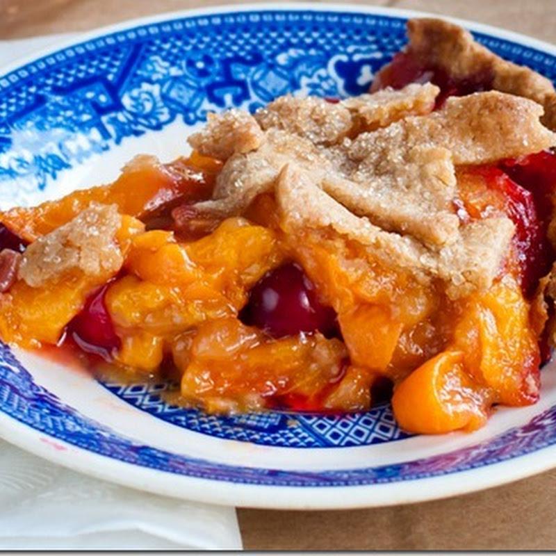 Apricot Cranberry Pie