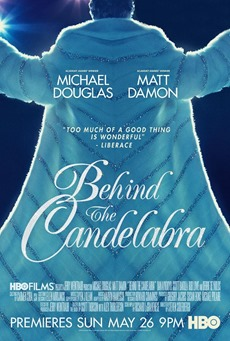 Poster Behind the Candelabra