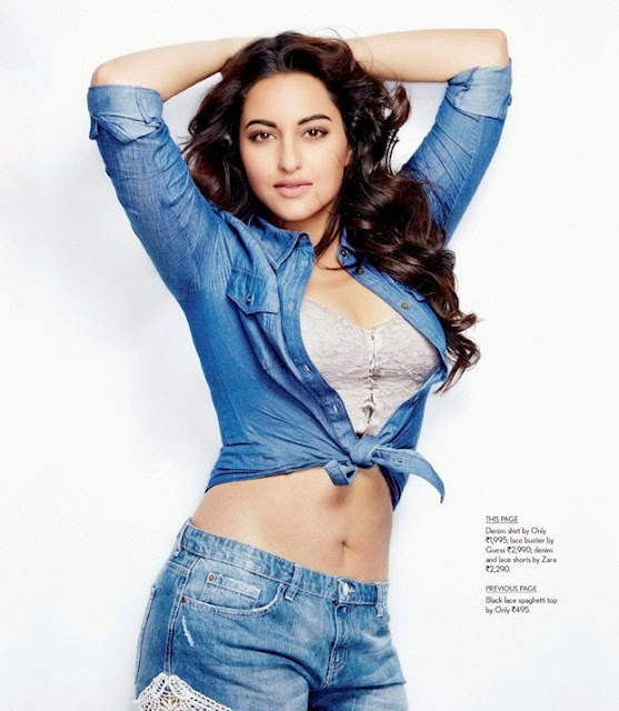 Sonakshi Sinha for Maxim