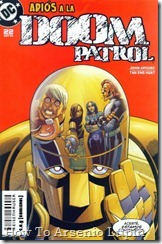 P00022 - Doom Patrol v3 #22