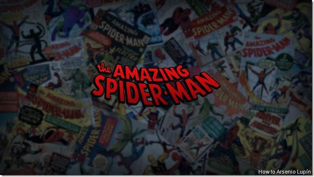 Orden de lectura de Spiderman 3.0 para How To Arsenio por Cyberpatito