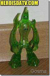 gosma Bonecos Ben 10 Força Alienígena - brinquedos
