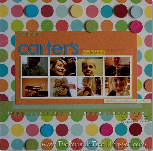 carter's camera