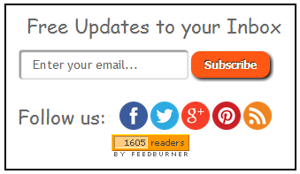 blogger rss subscribe widget