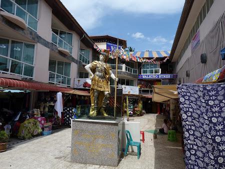 Statuie romana in Thailanda