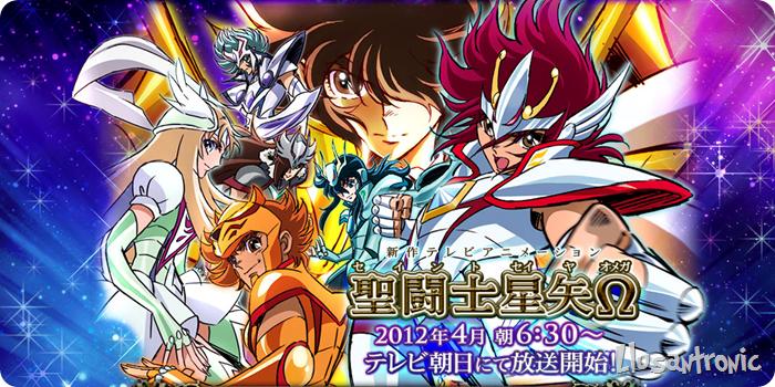 ¡Todo sobre Saint Seiya Ω Omega, la Nueva Aventura del Futuro!