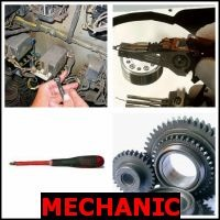 MECHANIC- Whats The Word Answers