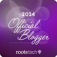The Ancestry Insider is an official RootsTech 2014 blogger
