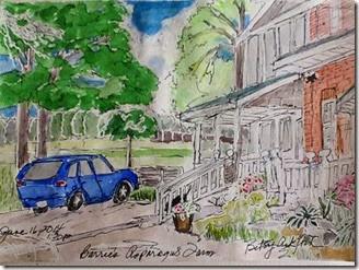 Barrie's Asparagus Sketch