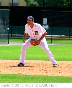 'IMG_0017 Nick Castellanos' photo (c) 2012, Roger DeWitt - license: https://creativecommons.org/licenses/by/2.0/