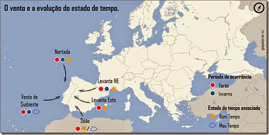 Mapa de Ventos Pequeno