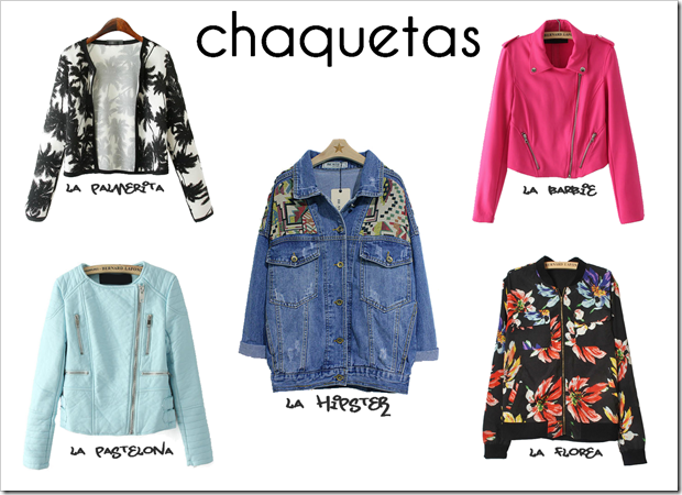 Shopping favoritos Sheinside tendencia 01 chaquetas