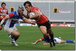 2012-jap-v-korea-Hirotoki Onozawa scored 2nd hat trick of HSBC A5N 2012 v Korea