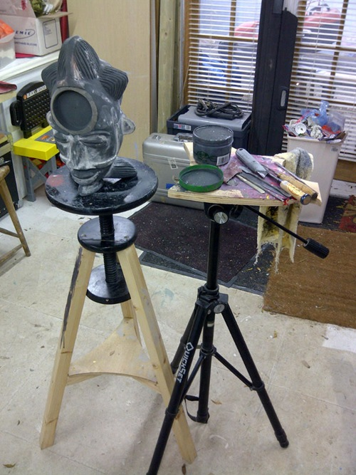 standing_desk_rgproduct_allthingsblog_design_sculpture_speaker_african_mask