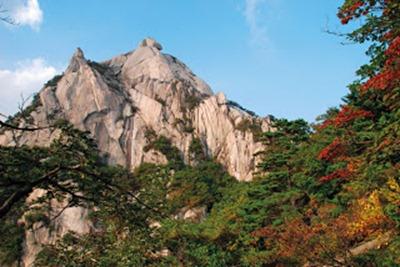 طبيعة كوريا