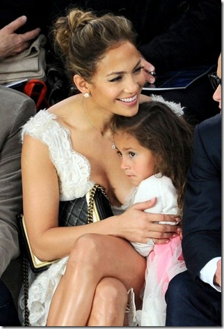 JLo sits front row Chanel Emme _ZCzsEpcuVCl