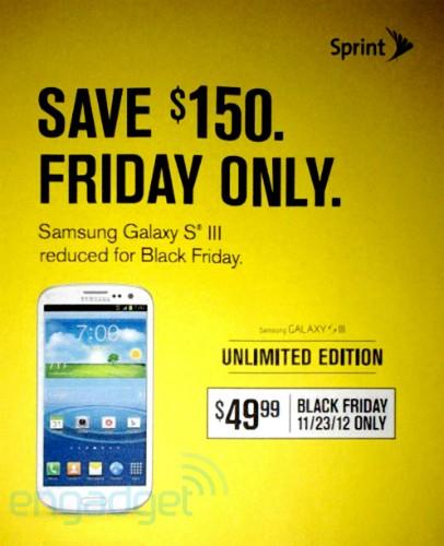 Galaxy S3 por solo 50 USD