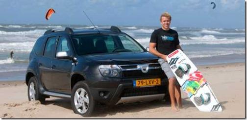 Dacia NK kitesurfen 2011 01