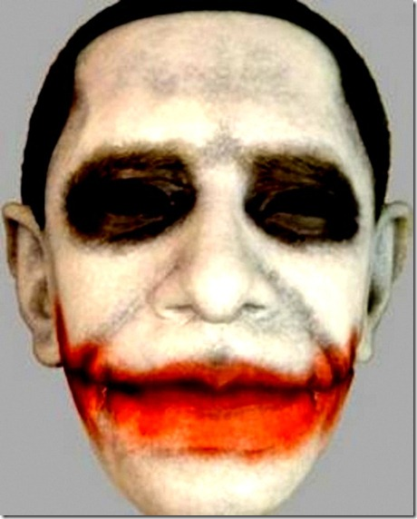 Joker Mask on BHO