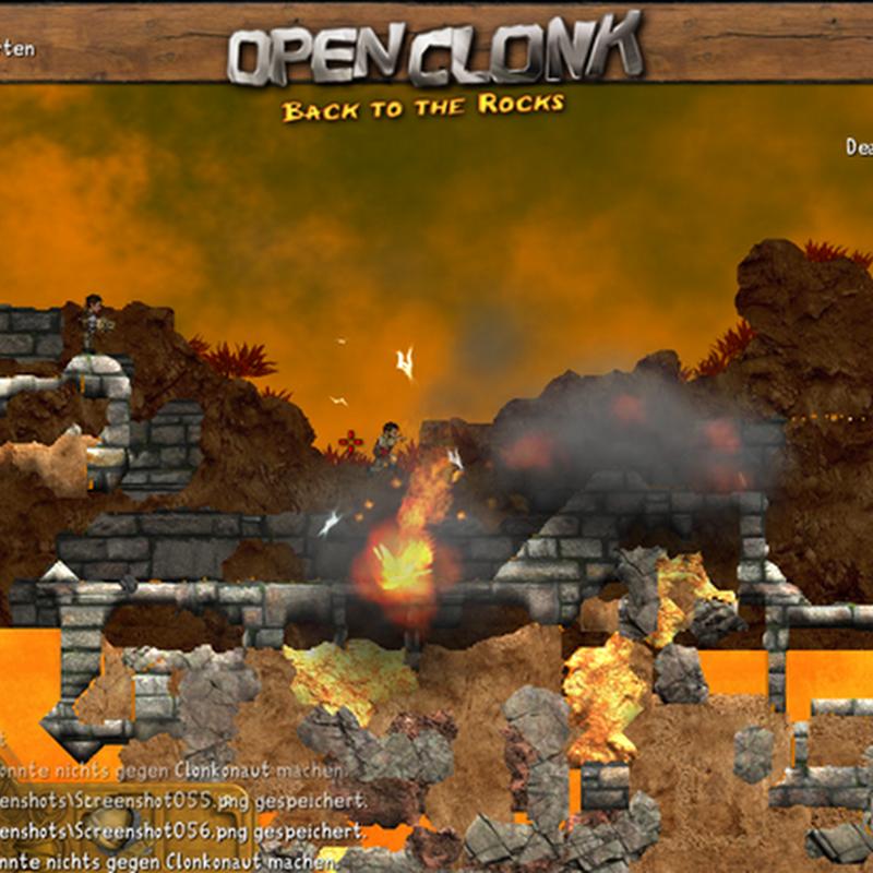 OpenClonk rappresenta il futuro open source di Clonk.