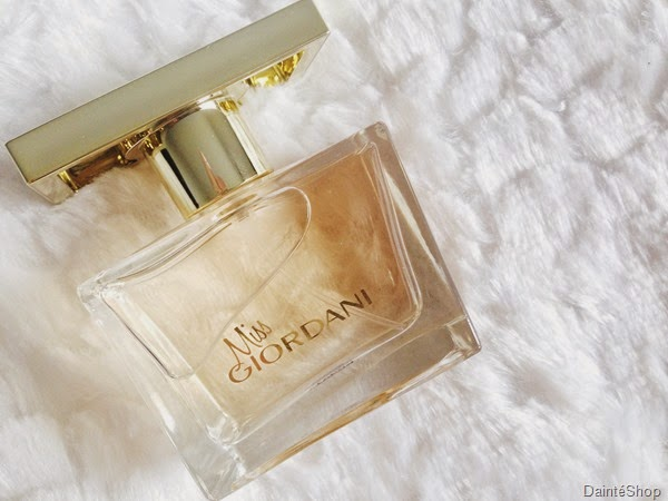 Kết quả hình ảnh cho Miss Giordani Eau de Parfum