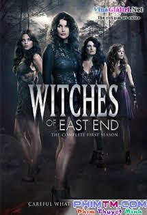 Phù Thủy Miền Cực Tây :Phần 1 - Witches of East End Season 1