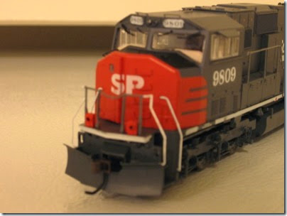 IMG_0733 Athearn Genesis SD70M Southern Pacific #9809