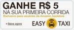 ganhe 5 reais primeira corrida easy taxi com amazon