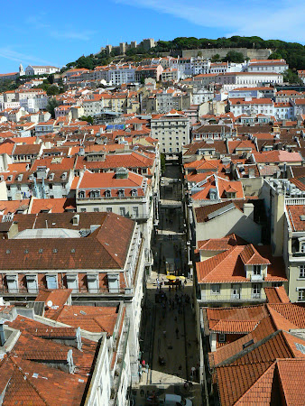 Great views of Portugal: Lisboa panorama
