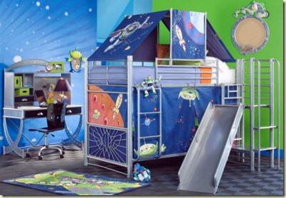 fotos de habitaciones infantiles
