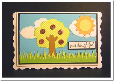 sunny grass card 2