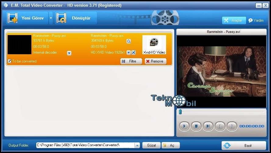 mp4 конвертер для мобил:
