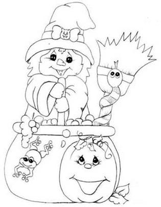 desenhos-bruxinha-halloween-colorir-pintar-5