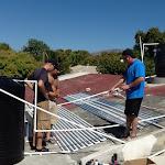 Solar Heating in Haiti