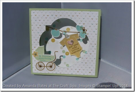 Something For Baby, Lullaby, Diorama Card By Amanda Bates, The Craft Spa, 2014-07 (12)