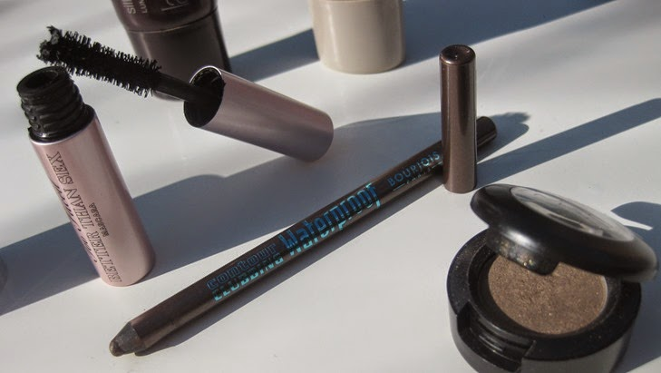 Too-Faced-Better-than-Sex-Mascara, MAC-Patina-eyeshadow
